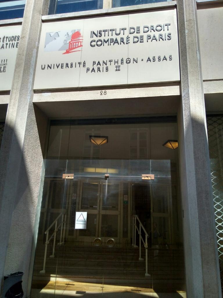 Institut de droit comparé de Paris (IDC)
