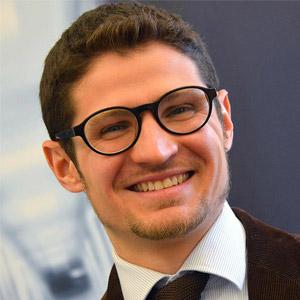 Portrait de Frederico Fabbrini