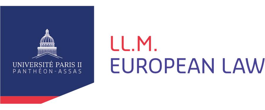Logo LL.M European Law